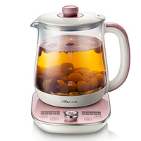 Health Pot Automatic Thickening Glass Multi function Electric Kettle Teapot Home Tea Pot Health