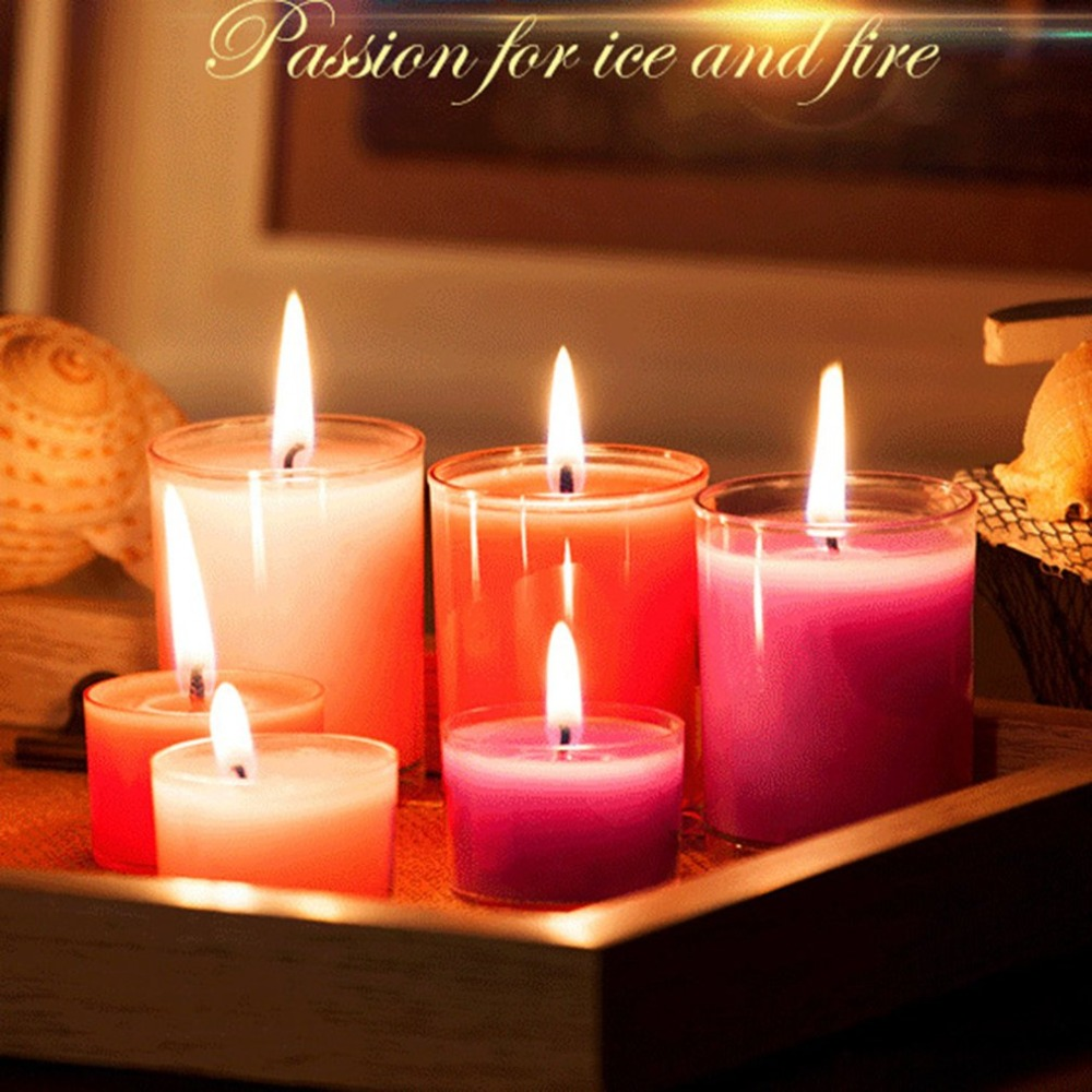 1pcs Low Temperature Fun Candle Adult Game Restraints Flirting Sex Toys For Couples Erotic Bondage Stimulate Tool (random Color)