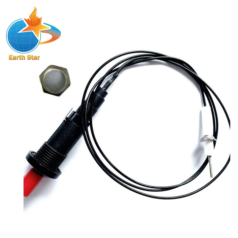 Earth Star Gas Heater Ceramic Electrode Spark Plug With