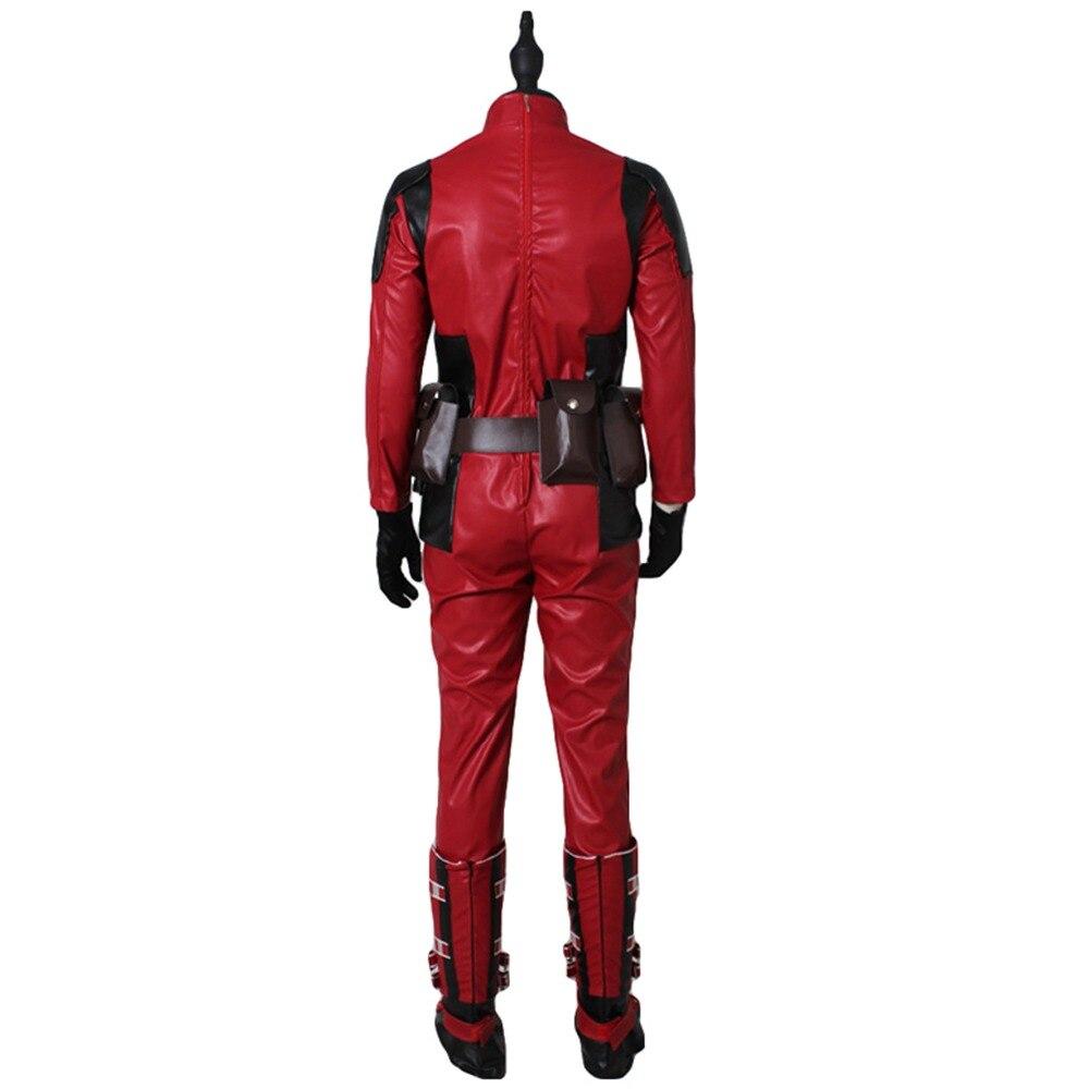 Aliexpress.com : Buy High quality adult Deadpool Wilson cosplay ...
