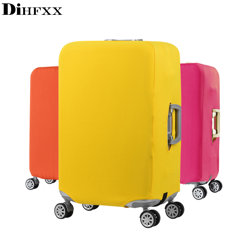 Suitcase Case Travel Trolley Suitcase Protective Cover For S / M / L / XL/ 18-32 Inch Travel Accessories Luggage Cover DX-04