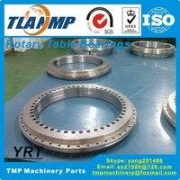 TLANMP YRT325 döner masa rulmanlar (325x450x60mm) makine aracı rulman TLANMP slew yüzük Turntable eksenel radyal rulman