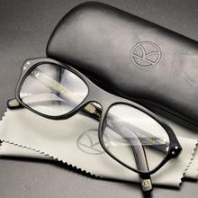 Kingsman Eyeglass Golden Circle 비밀 서비스 Kingsman 안경 Harry Eggsy 안경 Top 아세테이트 프레임 영국식 안경