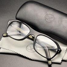Kingsman 眼鏡ゴールデンサークルシークレットサービス kingsman ハリー eggsy 眼鏡トップアセテートフレーム英国スタイル眼鏡