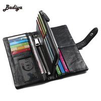 Fashion New Men S Wallet Genuine Leather Casual Multi Card Bit Holder The First Layer Of