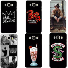 Luxury Riverdale Southside Hard Phone Case Cover for Samsung S5 S6 S7 Edge S8 S9 Plus J1 J5 J7 2016 A3 A5 A7 2017 Note 5 Note 8(China)