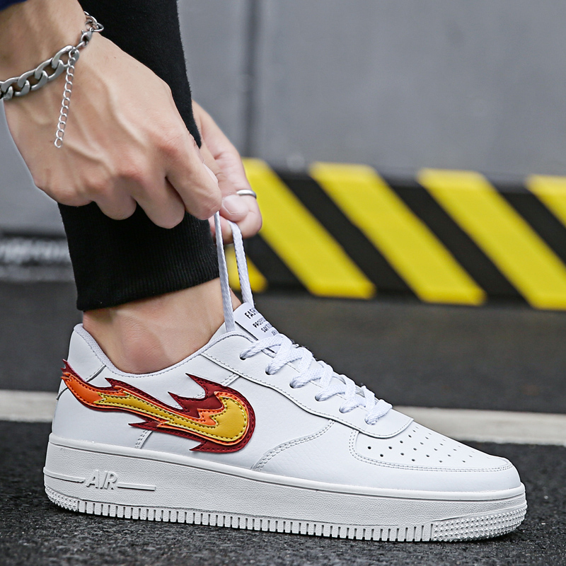 804c28c7462 Official Original Classic Men Air 90 Low Ultra Breathable AJ1 Running  Sneaker Outdoor Sport Forces Shoes