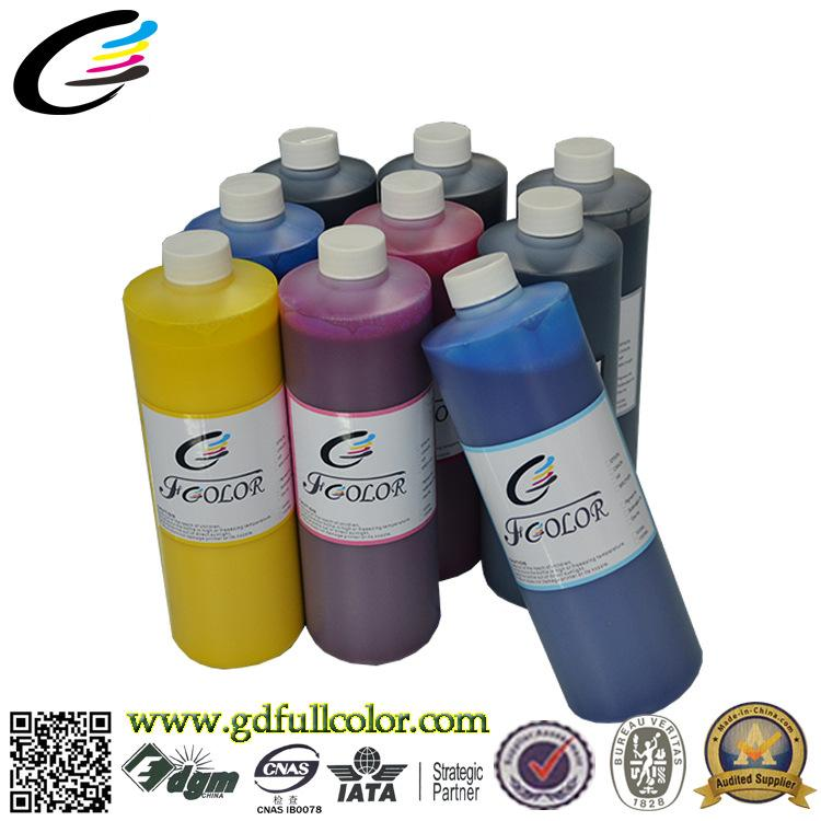 Digital Inkjet Pigment Ink for Epson Stylus Pro 4000 7600 9600 Water Based Ink mutoh rj 8000 water based ink pump inkjet printers