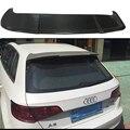 Задний спойлер из углеродного волокна для Audi A3 Sline/S3/RS3 Тип 8V Хэтчбек 4 двери 14-18 не для 2 дверей