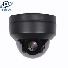SSICON 2MP 2.5 Inch AHD Dome Mini PTZ Camera 2.8-12mm Motorized Lens IR 20M AHD/CVI/TVI/CVBS 4 IN 1 Analog Security Camera 1080P цена