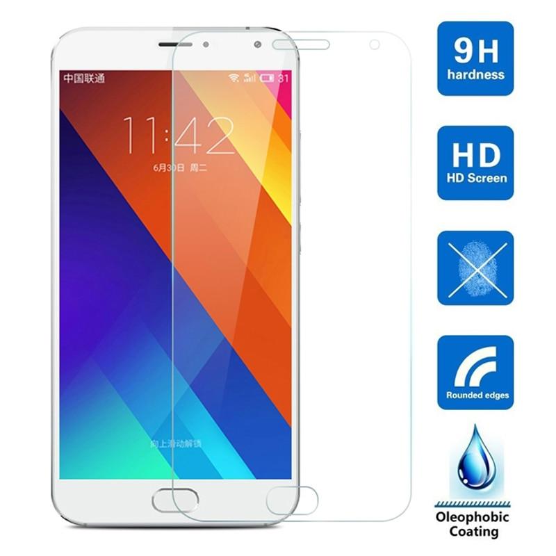 GXE Premium Tempered Glass Film For Meizu M5 Note M3 M2 Note M3x Pro - Ανταλλακτικά και αξεσουάρ κινητών τηλεφώνων - Φωτογραφία 4