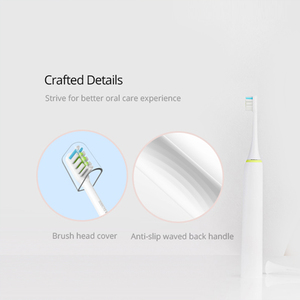 Image 5 - SOOCAS X1 Electric Toothbrush sonic toothbrush for Xiaomi Mijia Waterproof USB Rechargeable Ultrasonic Intelligent Dental tooth