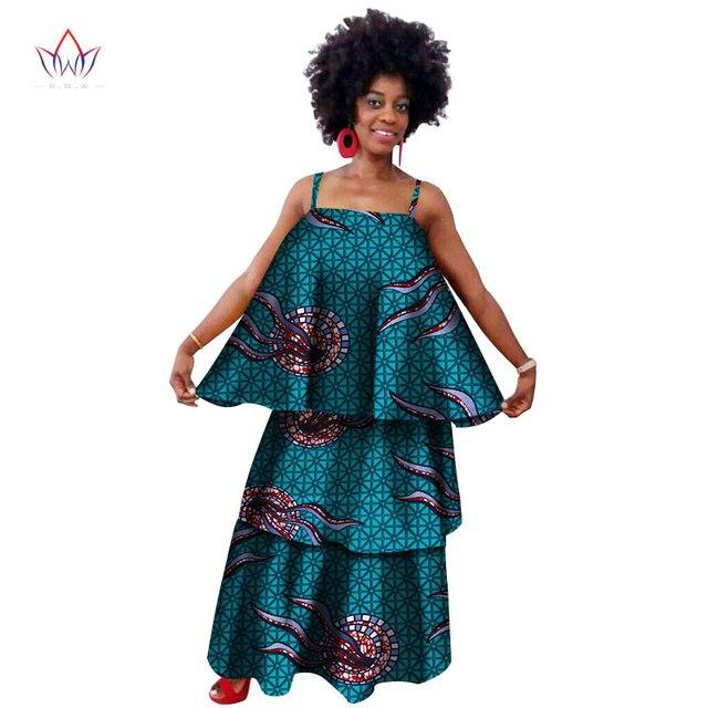 df79c1435 Africa Two Piece Set For Women Fashion 2018 Dashiki Lace Edge African  Clothes Bazin Plus Size