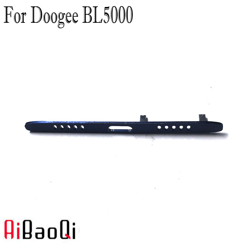 AiBaoQi New Original Front Frame Bottom Decoration accessories for 5.5 inch Doogee BL5000 smartphone