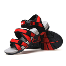 Summer Men Beach Shoes Sandals Slippers Flat With Beach Slippers Comfortable Outdoor Walking Casual Shoes Men' Sandals Slippers