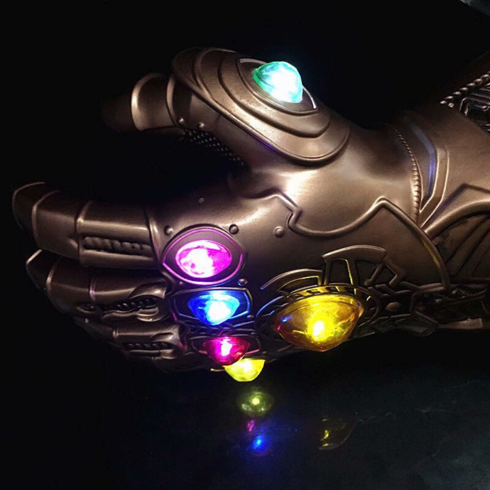 Avengers-Infinity-War-Thanos-Infinity-Gauntlet-LED-Light-PVC-Gloves-for-Halloween-Props (4)