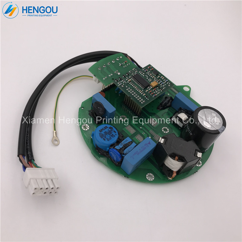 Heidelberg 00.786.3226 circuit board G3G125-AA20-10 Fan Internal Drive Board for offset Printing machine M2.144.9696 replacement for miller furnace fan control circuit board 624628
