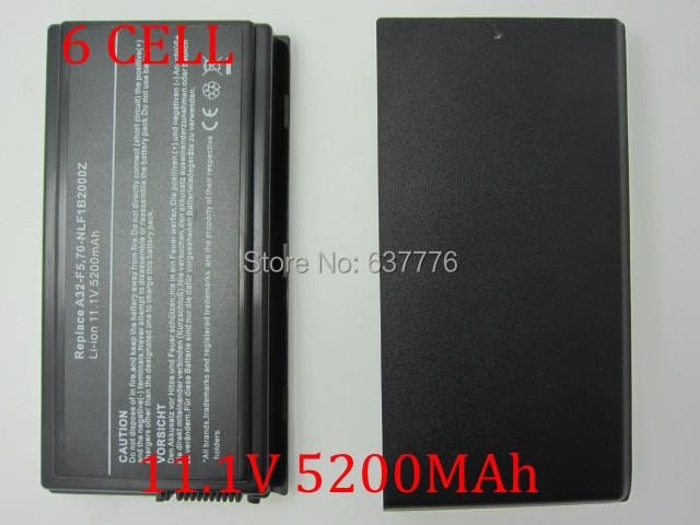 5200 mAh Batería Del Ordenador Portátil Para Asus A32-F5 F5 F5C F5GL F5M F5N F5R F5RI F5SL F5V F5Z X50 X50M X50C X50N X50RL X50SL X50V X59