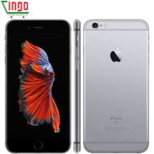 Desbloqueado Apple iPhone 6 s Plus/iPhone 6 s 2 GB RAM 16/64/128 GB ROM celular IOS teléfono A9 Dual Core 12MP Cámara IPS LTE Teléfono Inteligente