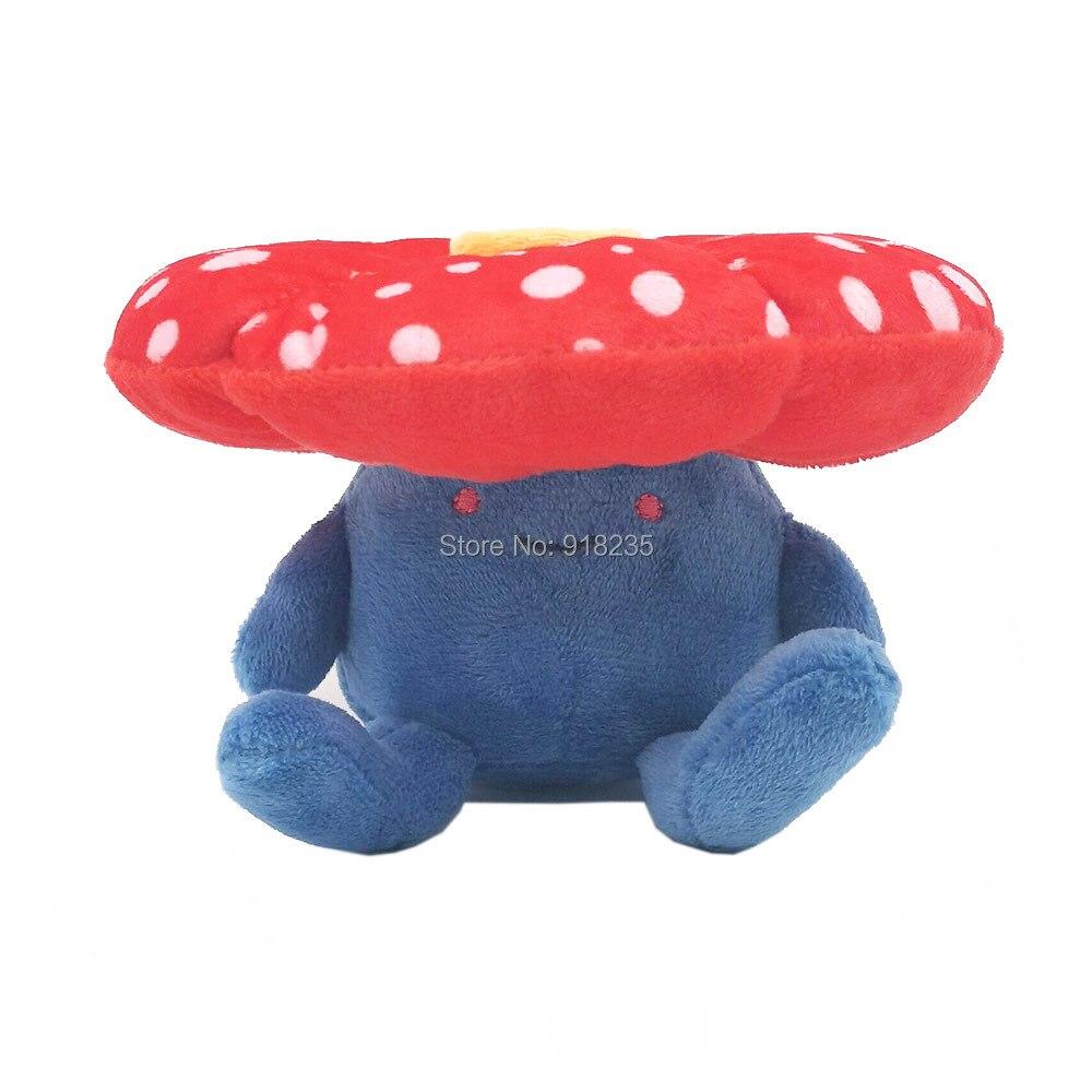 20 Lot Vileplume 3 8CM For Children Soft Cartoon Dolls Plush Doll Stuffed Toys