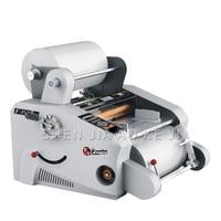 CB-F350A máquina de laminación automática 0 5-3 m/min película de velocidad pantalla LCD laminador 220 v/50 hz 1450w 1 pieza de ancho de película 350mm