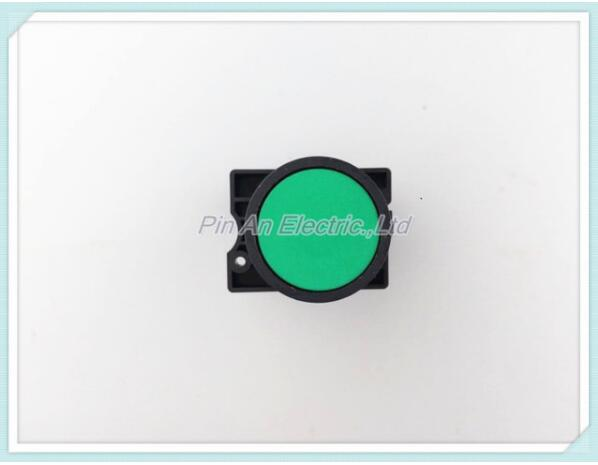 22mm 1 NO N/O Sign Momentary Push Button Switch XB2-EA31 600V 10A ZB2-EA31 Green