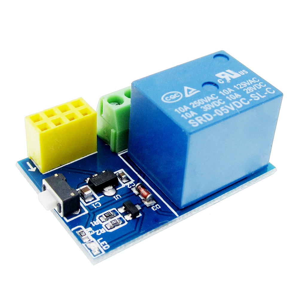 ESP8266 ESP-01S ESP01 S 5V WiFi Relay Module ESP-01S ESP01S Things Smart Home Remote Control Switch Phone APP (no ESP-01S)  ESP8266 ESP-01S ESP01 S 5V WiFi Relay Module ESP-01S ESP01S Things Smart Home Remote Control Switch Phone APP (no ESP-01S)