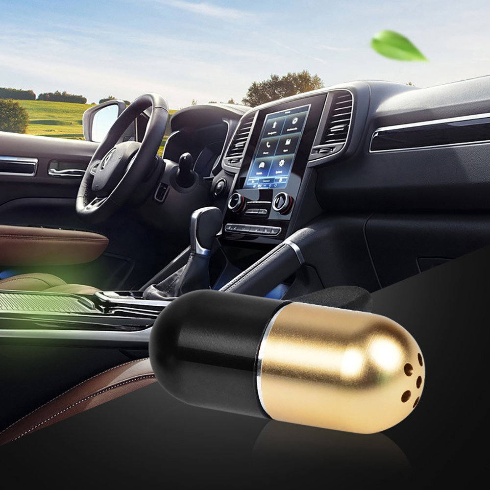 Interior Accessories Car Perfume Vent Clip Flower 1pc Decor Air Freshener Automobile Air Conditioner Solid Fragrance Smell Diffuser Small Gift New