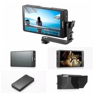 Image 2 - مراقب شاشة Bestview S5 5.5 بوصة 4K لسوني نيكون كانون DSLR ZHIYUN مراقب لكاميرا نيكون hdmi رصد حقل استوديو 4k