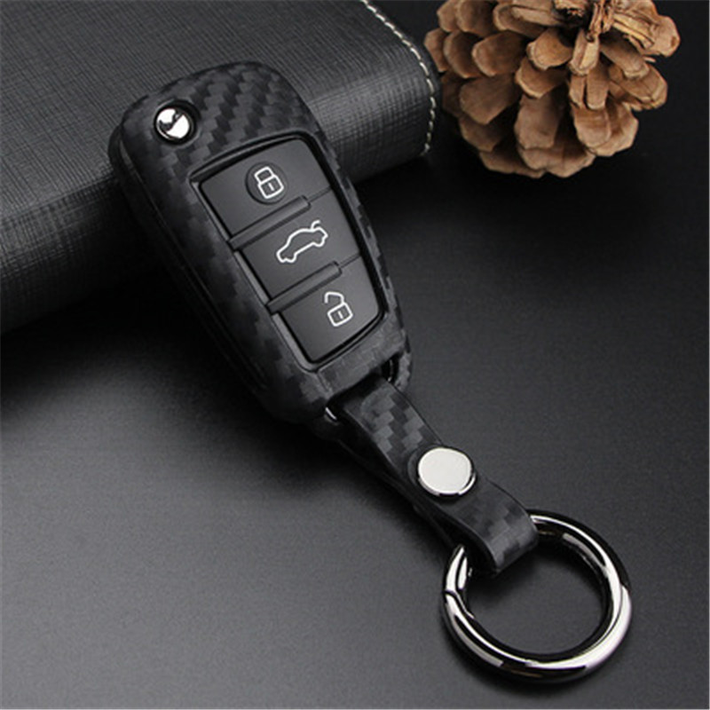 Remote Auto Key Chains Protection Shell Cover Key Case For