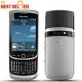 100% original blackberry torch 9810 teléfono celular desbloqueado 3.2 ''768 MB RAM 8 GB ROM desbloqueado 9810 teléfono