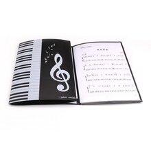 Горячее предложение! Распродажа! Гладкий разложенный лист, музыкальная папка, а4 размер, документ, расширенная папка для фортепиано, аксессуары