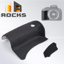 For Canon EOS 550D Digital Camera Repair Body Front Back Rubber Cover Shell Replacement Part