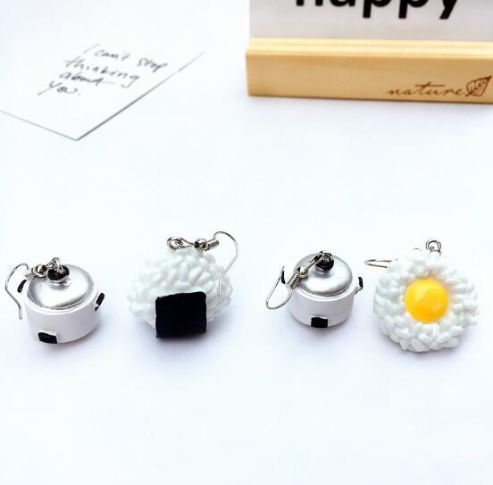 Rice Cooker Earrings 4