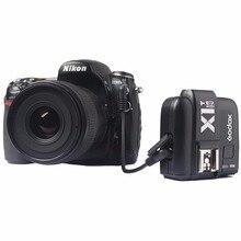 Godox X1T TTL 2.4G HSS 1/8000s Wireless Studio Flash Trigger Transmitter for Sony Olympus Canon Nikon Panasonic Fuji DSLR Camera
