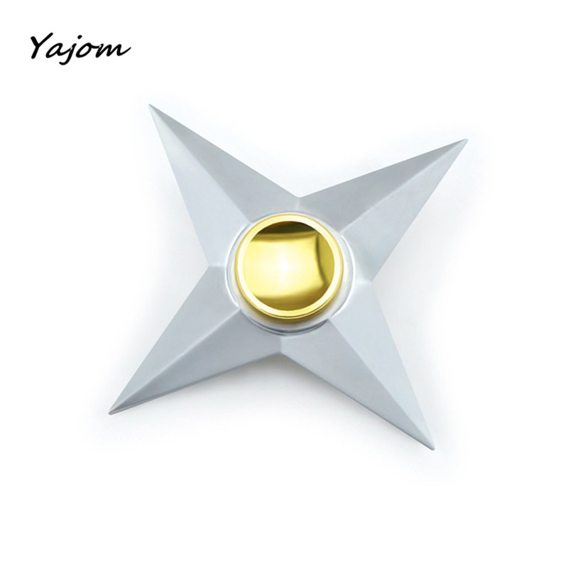 Free for shipping Tri Fidget Hand Spinner Finger Triangle Focus Spin Bearing ADHD Autism Toy New
