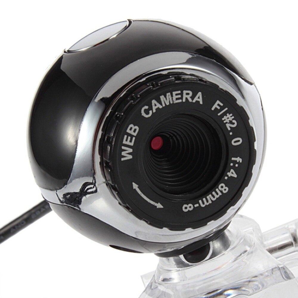 Hotest круглый usb веб-камера 0.3 мегапиксельная веб-Камера Встроенный микрофон автоматического баланса белого экспозиции для портативных ПК ко...