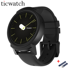 Original Ticwatch E Expres Smart Watch Android Wear OS MT2601 Dual Core IP67 Waterproof Bluetooth 4.1 WIFI GPS Smartwatch Phone