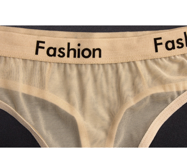 Sexy Ladies Transparent Thongs