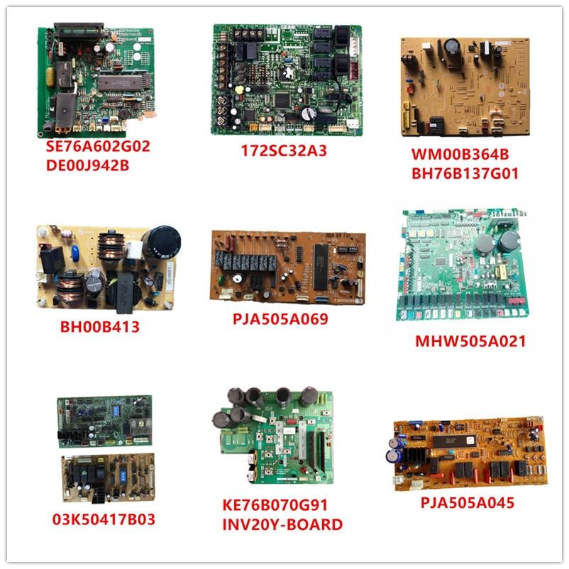 SE76A602G02 DE00J942B/ 172SC32A3/ WM00B364B/ BH00B413/ PJA505A069/ MHW505A021/ 03K50417B03/ KE76B070G91 INV20Y-BOARD/ PJA505A045