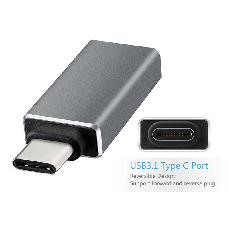 ل DVD USB HUB طابعة جهاز لوحي محمول USB-C 3.1 نوع C الذكور إلى USB 3.0 الإناث محول للحاسوب النقال وتغ وظيفة محول موصل