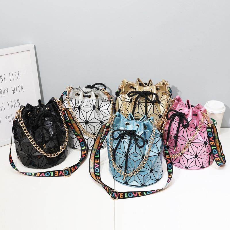 3a51a2f47a84 2018 New Japan 3D Waterdrop Women Shoulder Bags BaoBao Geometric Laser  women s handbags Casual Tote Bags Ladies handbag Female US   35.70  piece