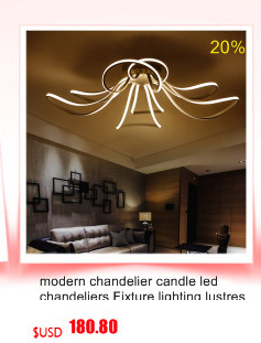 Candid Led Modern Chandelier Lighting Novelty Lustre Lamparas Colgantes Lamp For Bedroom Living Room Luminaria Indoor Light Chandeliers Lights & Lighting Chandeliers