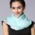 Seda amoreira feminino lenço de seda lenço grande primavera e no outono de seda projeto longo protetor solar todos os - jogo cape praia toalha verde menta