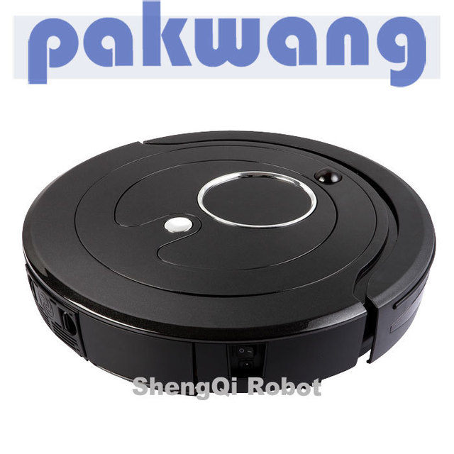 Hot Selling Products A380 Robot Vacuum Cleaner with Low Noise,LCD Screen Lithium Ion Battery Robot Vacuum Cleaner