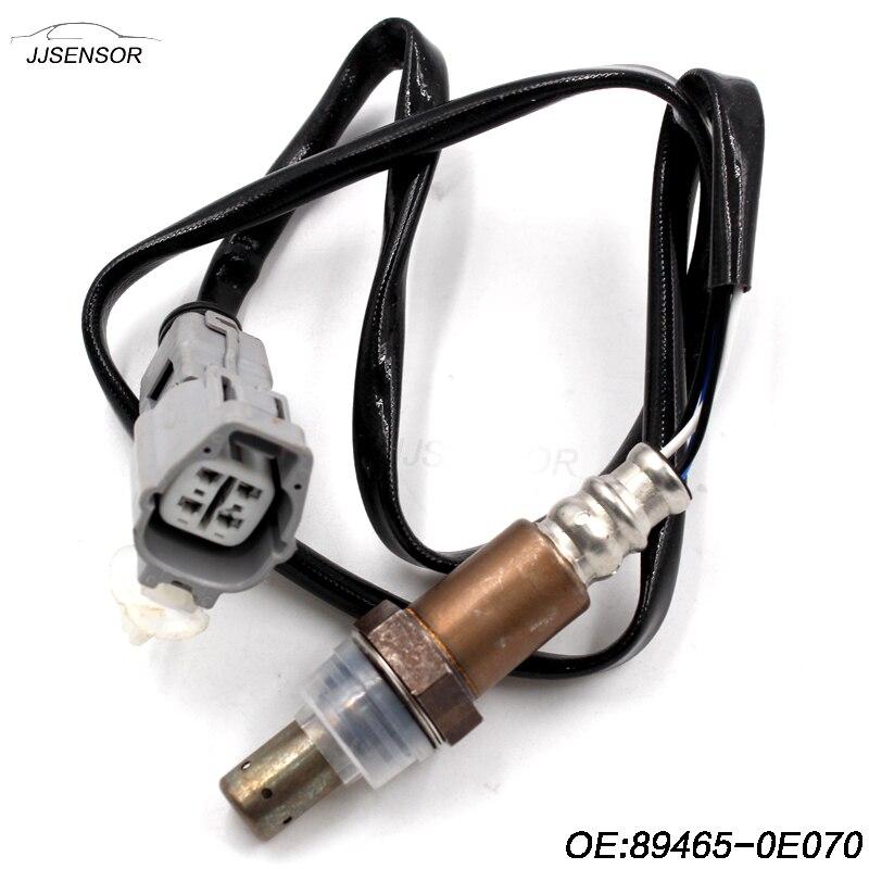 Air Fuel Ratio O2 Oxygen Sensor 89465-0E070 For 09-12 Toyota Highlander 2grfe