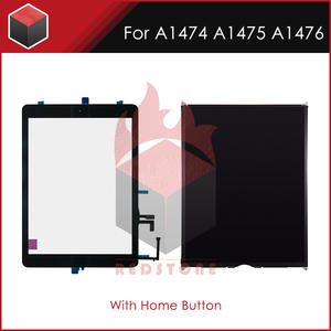 Touch-Panel Screen-Display Digitizer A1474 iPad Glass with Black White A1474/A1475/A1476