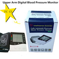 2014 Sale Stethoscope Digital Tonometer Upper Arm USB Digital High Blood Pressure Monitor Lcd Automatic free Shipping