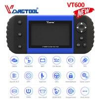 VDIAGTOOL VT600 Key Programmer OBD2 Automotive Scanner Diagnostic Tool Engine ABS SRS EPB Oil Service Reset Injector Coding