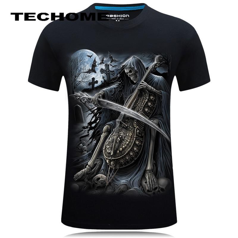 3D T Shirt Men Hip Hop T shirt S 6XL Plus Size Mens Funny ...